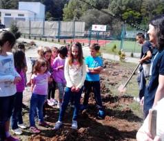 Зелено училище в БЧК
